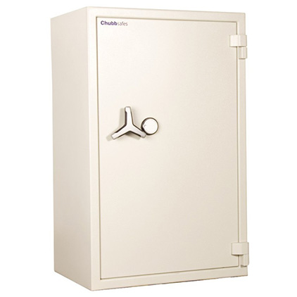 Chubb Record Protection RPC 18-2 Fireproof Cabinet with Key Locking