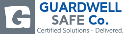 Guardwell Logo - Fireproof Safes and Cabinets Range