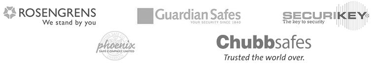 Guardwell Main Dealers Logos
