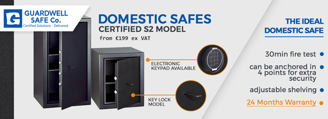 Domestic Safes Certified S2 Model